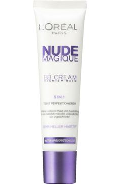 Blemish Balm Cream Nude Magique BB Cream Sehr Hell