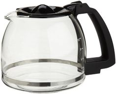Capresso 10Cup Glass Carafe with Lid for CoffeeTeam GS Coffee Maker *** You can find more details by visiting the image link.Note:It is affiliate link to Amazon.
