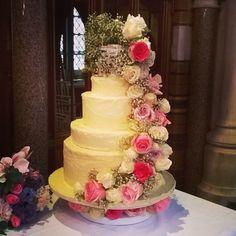 Wedding cake for a friend