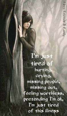 This was created in reference to Fibromyalgia.I think it's pretty accurate for Lupus as well. Chronic Migraines, Chronic Illness, Chronic Pain, Mental Illness, Trauma, Im Just Tired, I'm Tired, Trigeminal Neuralgia, Interstitial Cystitis