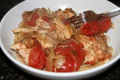 Jacki and John Ate This: Balsamic Chicken in a Slow Cooker