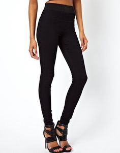 ASOS Ultra Skinny Jeggings with Elasticated Waist