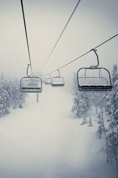 Snow mass by Nicolas Maillot
