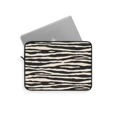 Zebra Laptop Sleeve – WavyBazaar