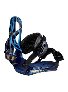 It may be argued that the bindings are the most important component. It is designed to strap yourself to the board.  Depending on your level of experience and the conditions, you may rotate the bindings, so your feet are attached to the board at different degrees. In this design, safety was a determining factor.