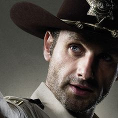 Andrew Lincoln- The Walking Dead, love that show