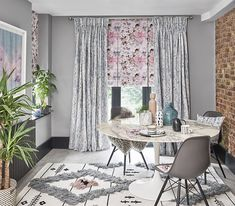 Discover the hottest window trends for your home with this post which shows Maxine Brady's interior styling for Hillarys blinds Scandinavian Style, Interior Stylist, Interior Design, Modern Interior, Hillarys Blinds, Curtains With Blinds, Velvet Curtains, Made To Measure Curtains, Gorgeous Fabrics