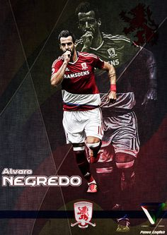 Alvaro Negredo by PanosEnglish.deviantart.com on @DeviantArt