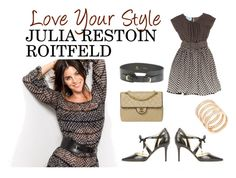 """""""Love Your Style meets Julia Restoin Roitfeld"""" by vestiairecollective ❤ liked on Polyvore featuring Prada, women's clothing, women, female, woman, misses and juniors"""