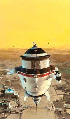john berkey - spartan planet, paperback cover, 1969