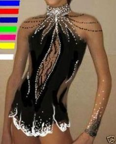 olympic gymnastic leotards - Google Search