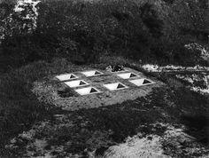 Walter Pichler: Sitzgruben