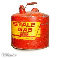 Stale gas causes the vast majority of starting problems, which usually lead to a carburetor rebuild or replacement ($100). But if you follow a few simple