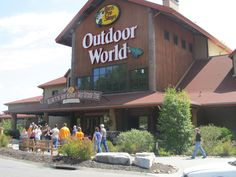 A Great Place To Have Fun In The Smokies....And Shop