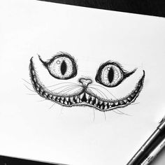 Ideas tattoo cat sketch alice in wonderland – Tattoo Sketches & Tattoo Drawings Cheshire Cat Drawing, Cheshire Cat Tattoo, Cheshire Cat Smile, Tattoo Cat, Sketch Tattoo, Cat Tattoos, Cat Sketch, Drawing Sketches, Art Drawings