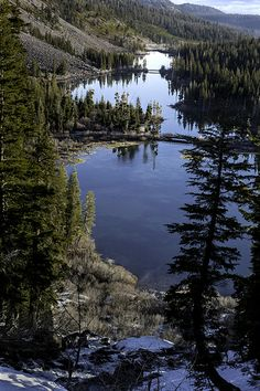 Twin Lakes, Inyo National Forest, CA