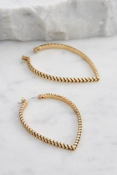 Signature Gold Textured Small Hoop Earrings in 14k Gold over Resin