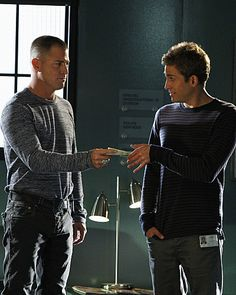 George Eads photos, including production stills, premiere photos and other event photos, publicity photos, behind-the-scenes, and more.