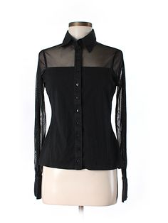Anne Fontaine Long Sleeve Button Down Shirt - 79% off only on thredUP