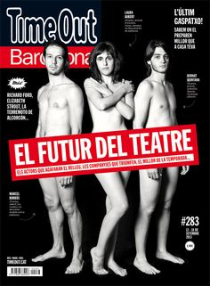TOB283 September 12-18 The future of Theatre