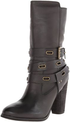 Kensie Women's Hudson Harness Boot -- To view further for this item, visit the image link.