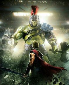 Hulk v Thor, Thor RagnarokYou can find Hulk and more on our website.Hulk v Thor, Thor Ragnarok Marvel Dc Comics, Marvel Avengers, Marvel Comic Universe, Comics Universe, Marvel Fan, Marvel Heroes, Captain Marvel, Captain America, Deadpool Comics