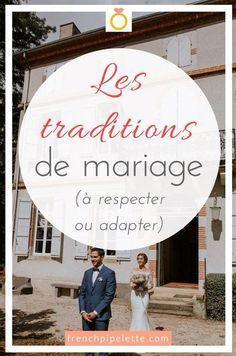 Les traditions de mariage #wedding