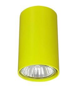 Cylinder shaped surface mounted downlights available in 8 varying colours. A great fitting from Lighting Styles, specialist suppliers of lighting. Bright Colors, Colours, Cylinder Shape, Fashion Lighting, Downlights, Kitchen Lighting, Led Lamp, Save Energy, Blue And Silver