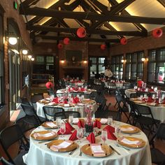 Point Defiance Pagoda #snuffinscatering #tacoma #birthdayparty #corporate #catering #tacomacatering #charger #menuscroll #redgoldblack