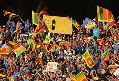 Sri Lankan Crowd at MCG | CRICKET NEWS