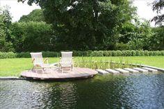 Hendrikshoveniers zwembad buiten zwembad zwemvijver