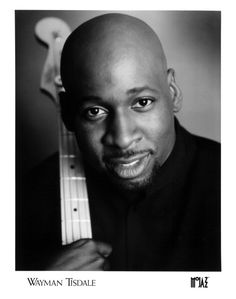 Smooth jazz bass guitarist Wayman Tisdale