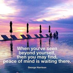 The measure of success is #happiness and #peaceOFmind #BobbyDavro #seizetheday #peacefuljourney #water #travelingram #quotes #georgeharrison  @danicaspi // extra motivation by @bigdreamshub