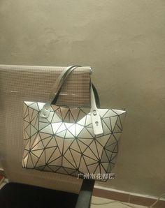 [Visit to Buy] 19 Colors 2017 BaoBao Women 8 Style BAO BAO Laser Bag Lady Geometry Package Sequins Mirror Plain Split Joint Shoulder Handags #Advertisement