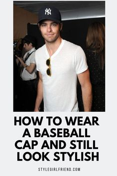 2248daddb19 Know Your Cap  5 Baseball Cap Styles For Every Guy