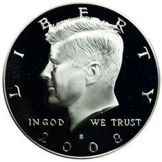 1971 S Kennedy Half Dollar Gem CN-Clad PROOF US Mint Coin
