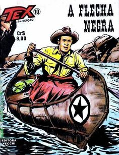 Download de Revista Tex 010 - A Flecha Negra