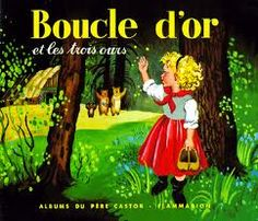 Boucle d'or et les trois ours, Rose CELLI My Back Pages, Kids Story Books, Little Golden Books, Vintage Children's Books, My Childhood Memories, Typography Prints, Book Cover Design, Illustrations, Childrens Books