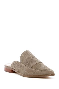 Porter Floral Embossed Slipper by Charles David on @nordstrom_rack