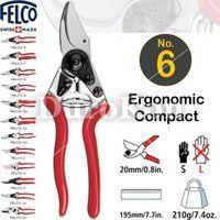 Felco pruner model 6 (F6) [FELCO-F6] - $56.99 : Felco 2 Pruner, Felco 2 Pruner, Loppers and Saws make Pruning Easier