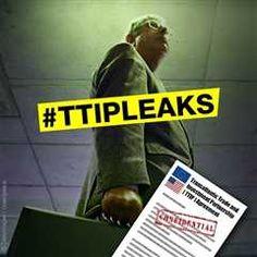 Filtrados documentos secretos del TTIP a Greenpeace: la Comisión Europea y el Gobierno Español nos engañan | Greenpeace España