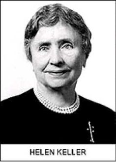 Image Detail for - ... Helen Keller's charge to the Lions to be her Knights of the Blind