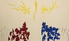 Clyfford Still, PH-1082, 1978, Color Field