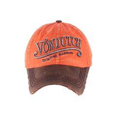 Casquette Von Dutch vintage orange Halton  #vondutch #vintage #garage #lifestyle #bonplan Mode Vintage, Orange, Baseball Hats, Fashion, Distressed Leather, Man Women, Accessories, Moda