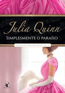 SEMPRE ROMÂNTICA!!: Simplesmente o Paraíso - Julia Quinn