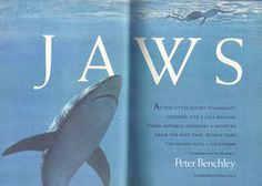 Too Much Horror Fiction: Jaws: The Reader's Digest Illustrations Horror Fiction, Horror Films, Peter Benchley, Read Magazines, Readers Digest, The Book, Books, Illustrations, Sharks