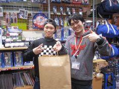 【大阪店】2015.01.06 お正月の福袋を購入していただきました!中身はどうでしたか??