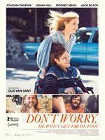 """Don't Worry"" di Gus Van Sant | Rolandociofis' Blog Rooney Mara, Joaquin Phoenix, Jack Black, Drama, Cinema, Don't Worry, No Worries, Van, Baseball Cards"