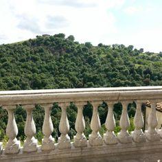 Vista da Piazza della Repubblica View from Piazza della Repubblica