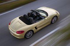2014 Porsche Boxster Imagen